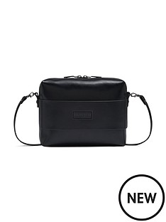 hunter-origianal-rubberised-leather-cross-body-bag