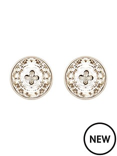 ted-baker-crystal-button-earings