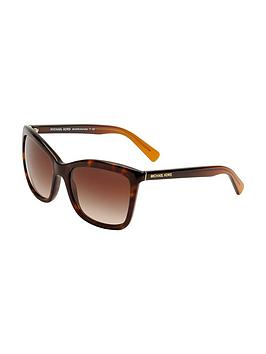 Michael Kors Rectangle Sunglasses