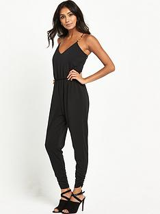 miss-selfridge-miss-selfridge-petite-ring-detail-jumpsuit