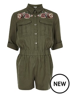 river-island-girls-khaki-embroidered-jumpsuit