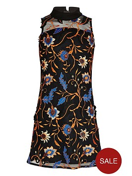 river-island-girls-embroidered-mesh-panel-dress