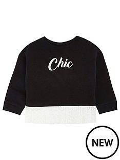 river-island-mini-girls-print-lace-hem-sweatshirt