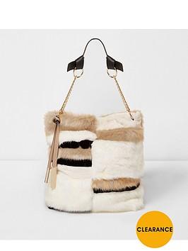 river-island-fur-slouch-bag