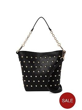 river-island-mini-stud-detail-bucket-bag