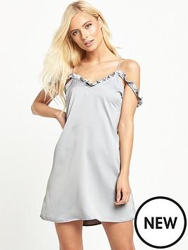 motel-pancha-frill-slip-dress