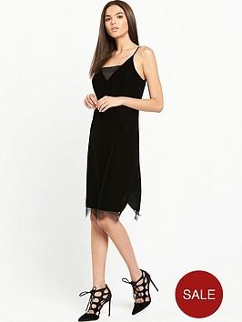 river-island-velvet-cami-slip-dress-black