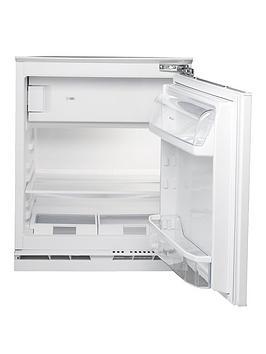 hotpoint-hfa1uk-55cm-built-in-under-counter-fridge