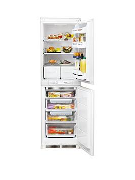 Indesit Indesit Inc325Ff Built-In 55Cm Fridge Freezer - White - Fridge  ... Picture