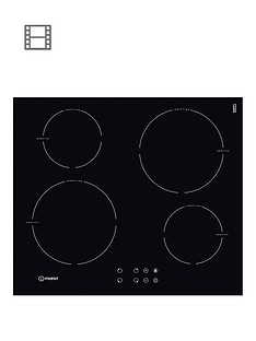 indesit-vib644ce-60cm-built-in-induction-hob-black