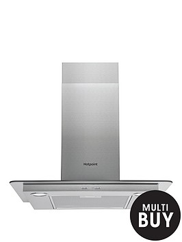 hotpoint-phfg75fabx-70cm-built-in-cooker-hood-stainless-steel
