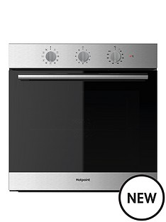 hotpoint-sa2530hix-60cm-built-in-electric-single-oven-stainless-steel