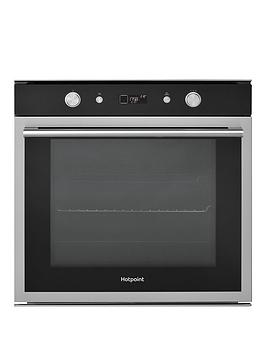 Hotpoint   Class 6 Si6864Shix 60Cm Built-In Electric Single Oven - Black/Stainless Steel - Oven Only