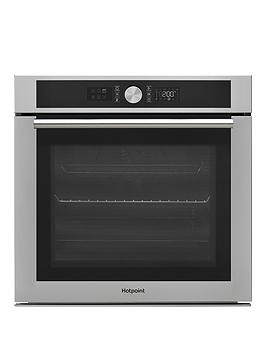 hotpoint-class-4-si4854pix-60cm-built-in-electric-single-oven-stainless-steel