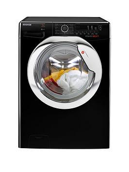 Hoover Dxcc49B3 Dynamic Next Classic 9Kg Load 1400 Spin Washing Machine  Black