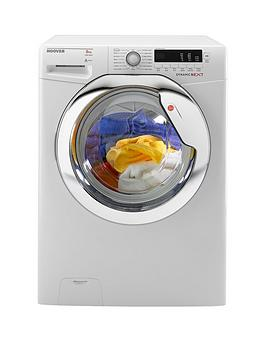Hoover Dynamic Next Classic Dxcc49W3 9Kg Load 1400 Spin Washing Machine  White