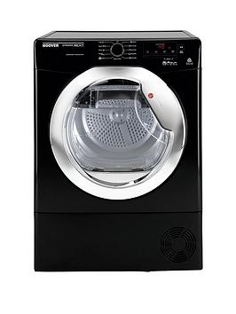 Hoover Dncd813Bb Dynamic 8Kg Aquavision Condenser Sensor Tumble Dryer  Black