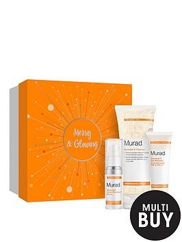 murad-merry-and-glowingnbspamp-free-murad-peel-polish-amp-plump-gift-set