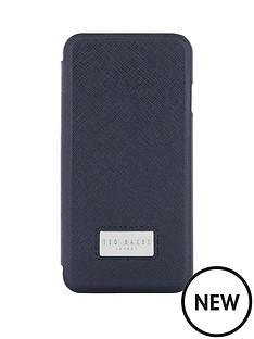 ted-baker-airies-men039s-folio-case-for-iphone-67-oxblood