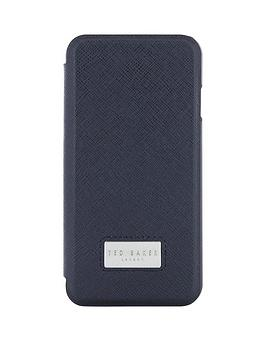 ted-baker-airies-mens-folio-case-for-iphone-67--nbspnavy