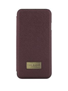 ted-baker-airies-mens-folio-case-for-iphone-67--nbspoxblood