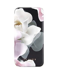 ted-baker-knowane-folio-case-with-mirror-for-iphone-678-porcelain-rose-black