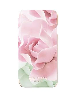 ted-baker-knowane-folio-case-with-mirror-for-iphone-67-porcelain-rose-nude