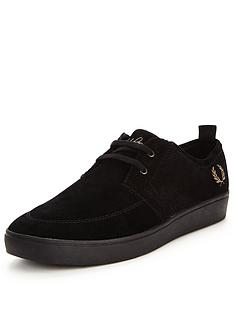 fred-perry-shields-cordsuede-plimsoll