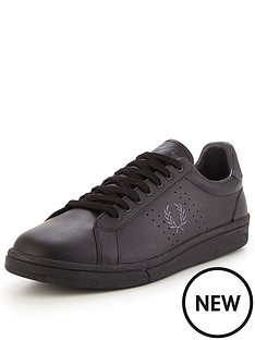 fred-perry-b721-leather-trainer