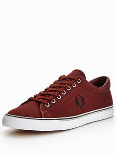 fred-perry-underspin-canvas-plimsoll
