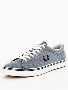 fred-perry-fred-perry-underspin-oxford-pique-plimsoll