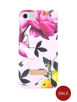 ted-baker-soft-feel-case-for-iphone-67-citrus-bloom-nude