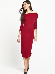 lost-ink-the-bardot-ripple-dress