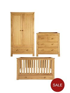 mamas-papas-osborne-cot-bed-dresser-amp-wardrobe-furniture-set