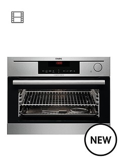 aeg-ks8404721m-electric-built-in-steam-oven-stainless-steel