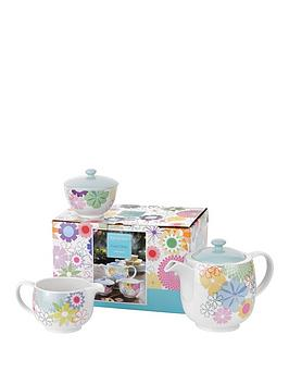 portmeirion-crazy-dasiy-3-piece-tea-set