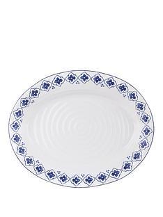 sophie-conran-for-portmeirion-medium-oval-platter-eliza-design-single