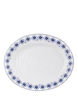 sophie-conran-for-portmeirion-medium-oval-platter-eliza-design-single