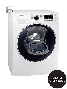samsung-wd80k5410oweunbsp8kg-wash-6kg-dry-1400-spinnbspaddwashtrade-washer-dryer-with-ecobubbletrade-technology-white