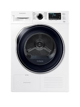 Samsung Samsung Dv80K6010Cw/Eu 8Kg Load Tumble Dryer With Heat Pump  ... Picture