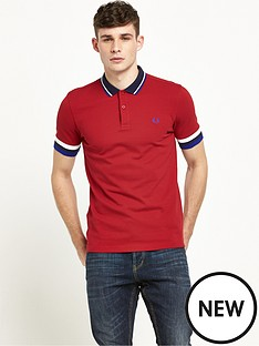 fred-perry-striped-cuff-polo