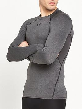 Under Armour Under Armour Heatgear Long Sleeve Tee Picture