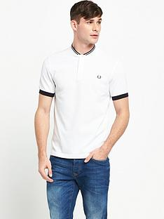 fred-perry-bomber-collar-polo