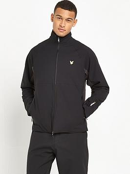 Lyle & Scott Lyle And Scott Golf Mens Yarrow Waterproof Jacket