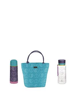 beau-elliot-confetti-outline-teal-lunch-tote-flask-and-hydration-bottle