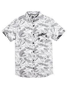 v-by-very-boys-skull-pocket-drop-back-shirt