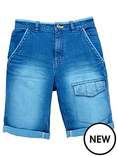 v-by-very-denim-front-pocket-short