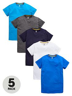 v-by-very-boys-core-t-shirts-5-pack