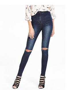 v-by-very-addison-high-waist-slash-knee-super-skinny