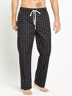 lacoste-woven-loungepant